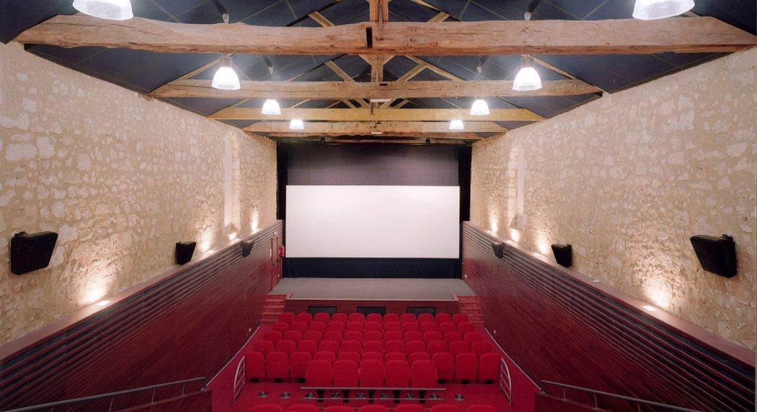 salle de cinéma mussidan
