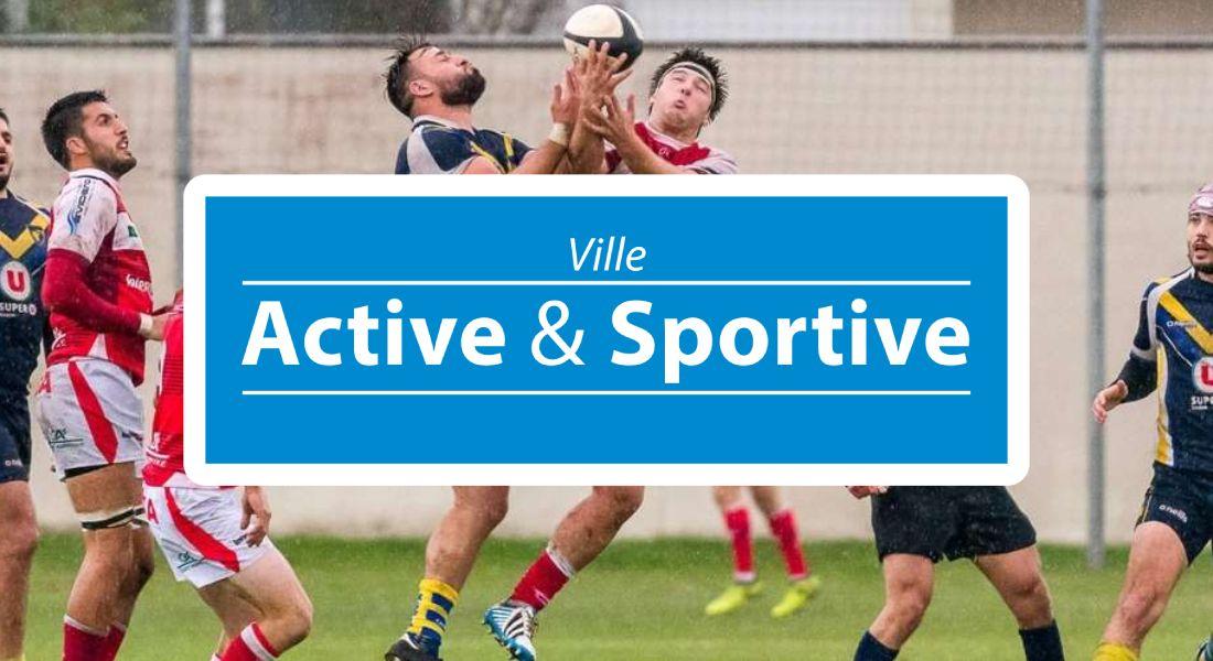 présentation label ville active et sportive commune mussidan